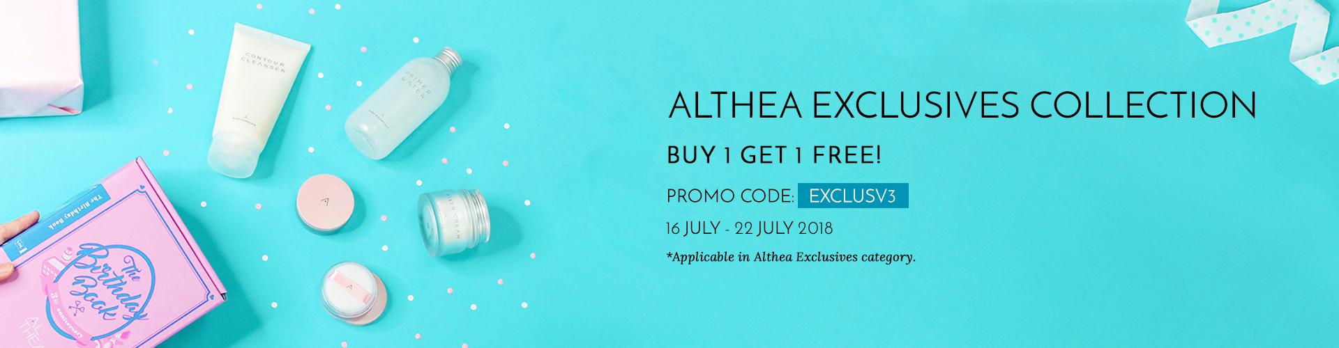 Althea Exclusives