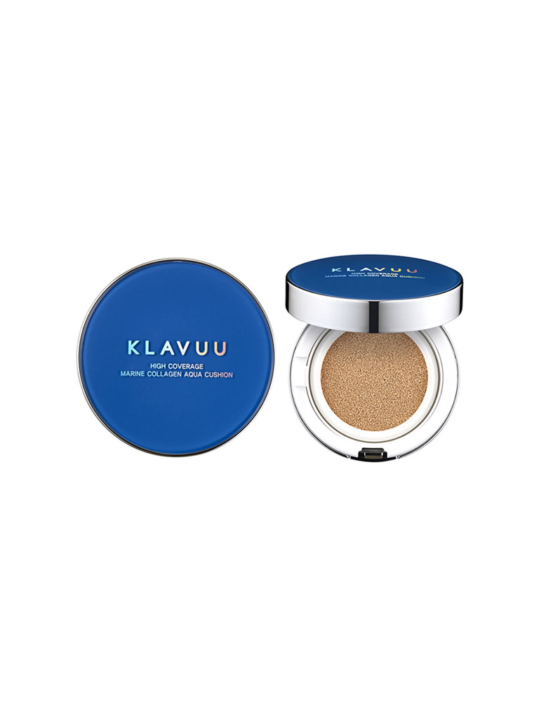 Image of Blue Pearlsation High Coverage Marine Collagen Aqua Cushion