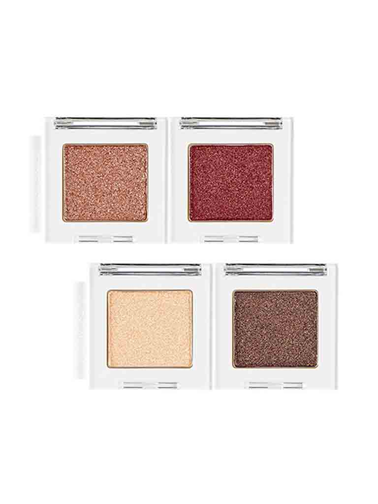 Image of Mono Cube Eye Shadow (2g)_RD01 Red Peony