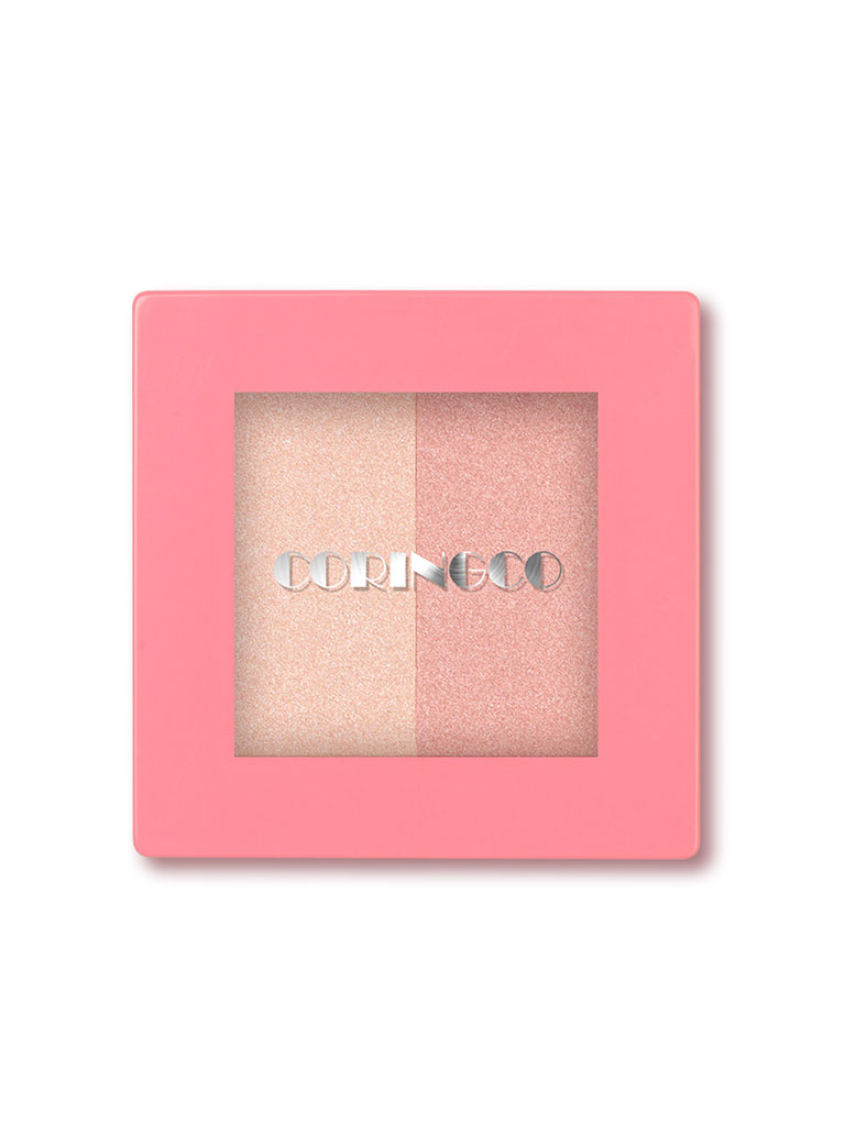 Image of Pink Square Dual Highlighter (10g)