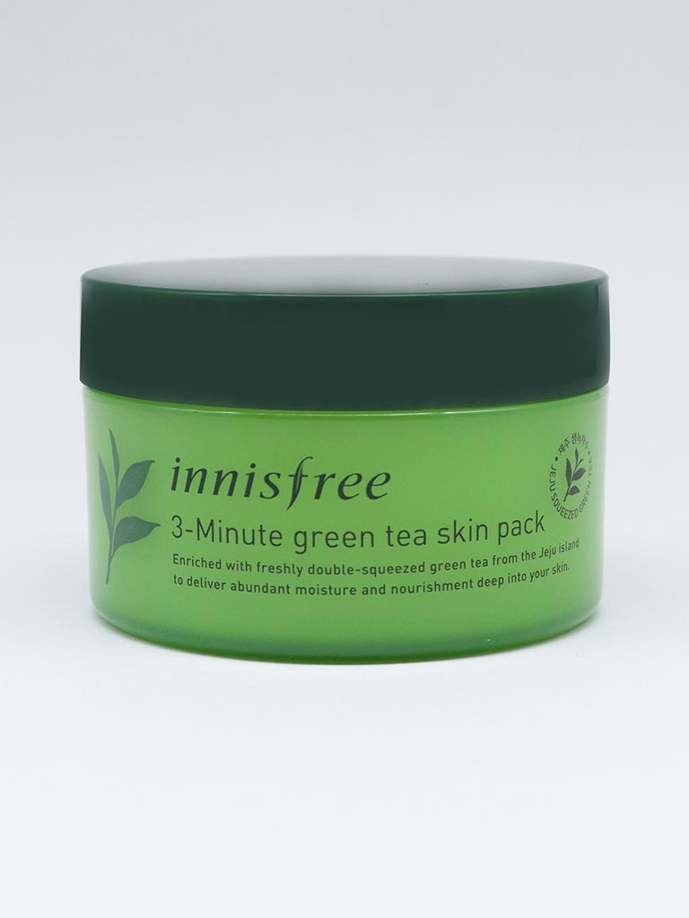 Image of 3-Minute Green Tea Skin Pack (100ea)