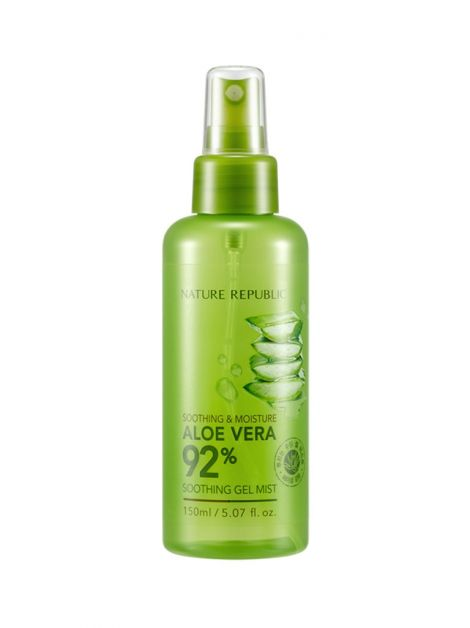 Buy Nature Republic Aloe Vera 92% Soothing Gel Mist (150ml