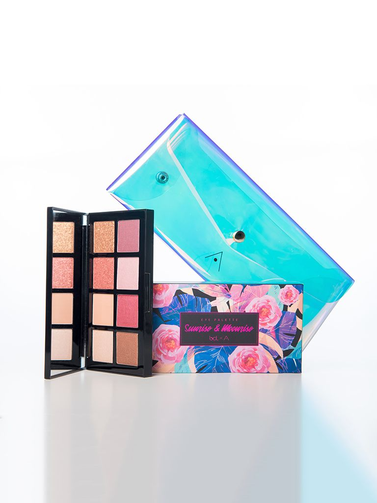 ALTHEA Eye Palette Sunrise & Moonrise BCL X ALTHEA