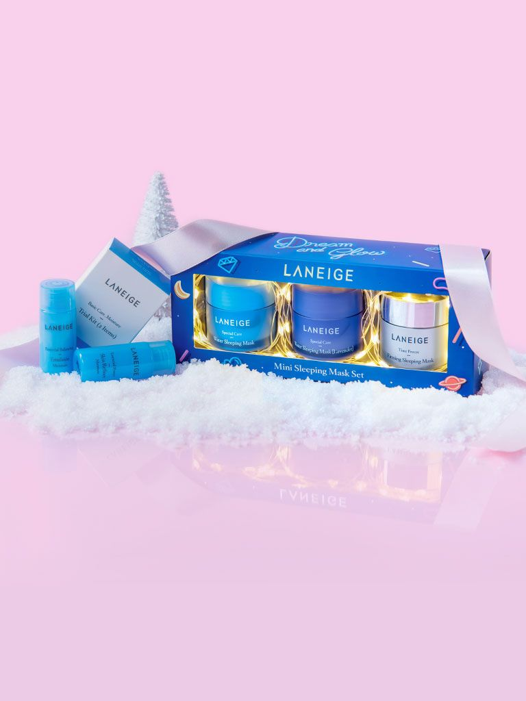 LANEIGE Mini Sleeping Mask Set (+Basic Sample kit)