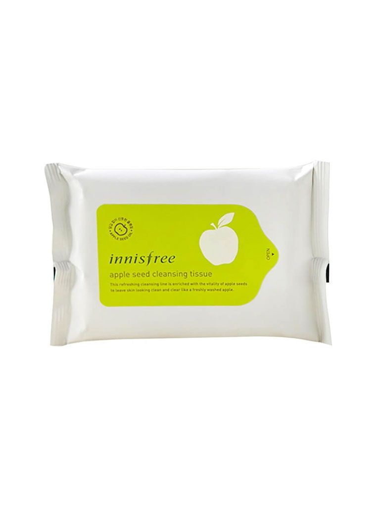 Buy Innisfree Apple Seed Cleansing Tissue 15ea At Althea Malaysia Jill Beauty Foam