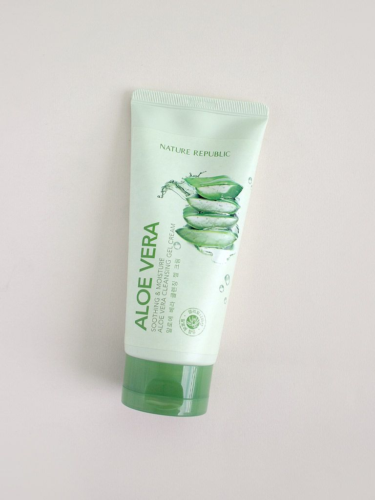 Beli Nature Republic Aloe Vera Cleansing Gel Cream 150ml Di Althea Beauty K Jeju Fresh Shooting Indonesia