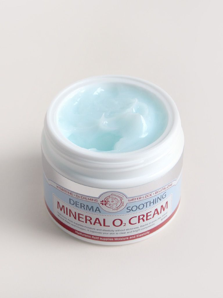 Derma Soothing Mineral O2 Cream (100ml)