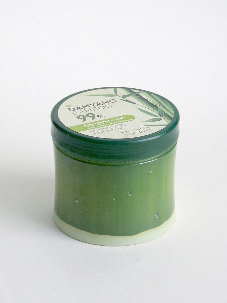 Buy The Face Shop Damyang Bamboo 99 Fresh Soothing Gel 300ml At Beauty K Jeju Aloe Shooting Althea Philippines