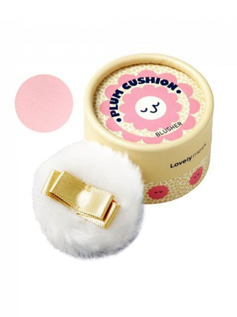 THE FACE SHOP Lovely Me:ex Pastel Cushion Blusher (5g)