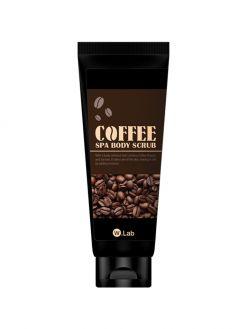 W.Lab Coffee Spa Body Scrub  (270g)