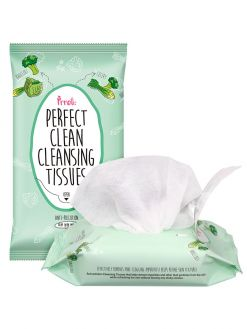 Prreti: Perfect Clean Cleansing Tissues (30ea)