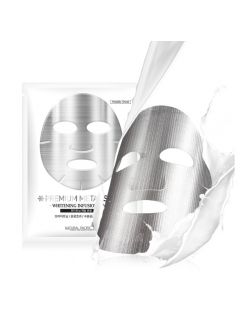 B&SOAP Premium Metal Snow Mask-Single Sheet