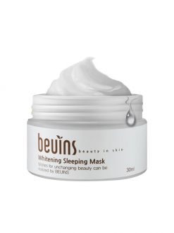 beuins [Brighter Than Bride] Whitening Sleeping Mask (30ml)