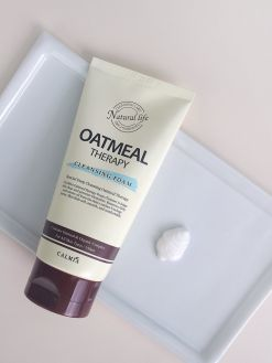 Calmia Oatmeal Therapy Cleansing Foam (150ml)