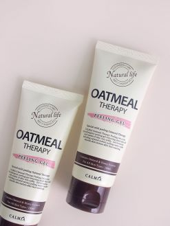 Calmia Oatmeal Therapy Peeling Gel (100ml)