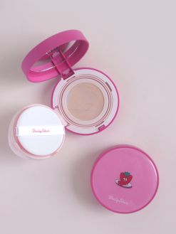 Daily Skin Berry-Very Matt Cover Foundation (15g)