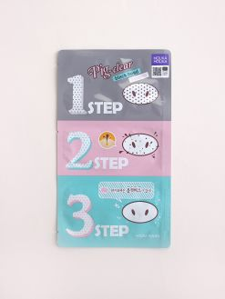 Holika Holika Pig Clear Black Head 3-Step Kit (21g)