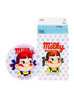 Holika Holika [Sweet Peko Edition] Hard Cover Perfect Cushion SPF50+ PA++++ (14g)