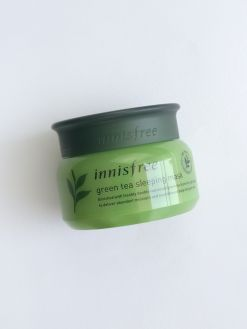 innisfree Green Tea Sleeping Mask (80ml)_2018 NEW