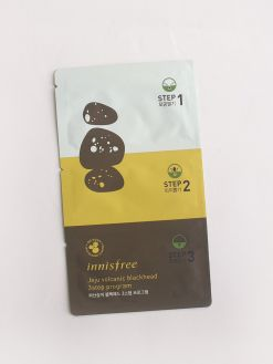 innisfree Jeju Volcanic Blackhead 3 Step Program (6ml)