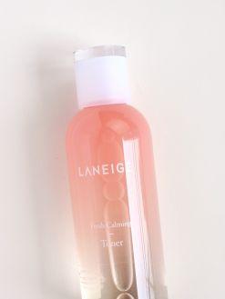 LANEIGE Fresh Calming Toner (250ml)