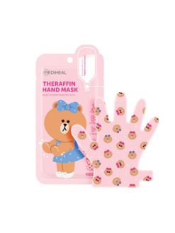 Mediheal Line Friends Theraffin Hand Mask (7mlx2)