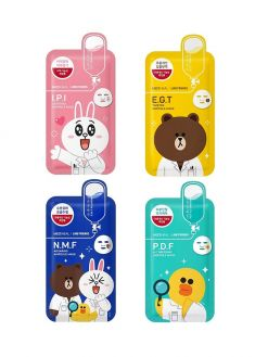 Mediheal Line Friends Ampoule Mask (1 Sheet)