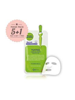 MEDIHEAL Teatree Care Solution Essential Mask EX 6 sheet (24mlx6)