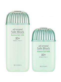 MISSHA All Around Safe Block Sun Milk (70ml)