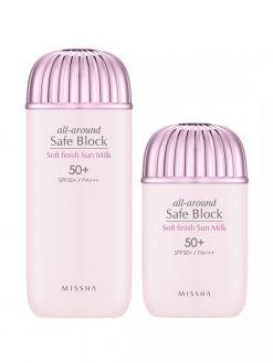 MISSHA All Around Safe Block Sun Milk (40ml)