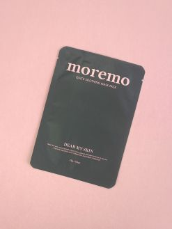 moremo Dear My Skin Quick Soothing Mask Pack 1 Sheet (25g)