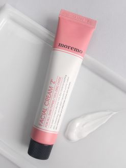 moremo [Brighter Than Bride] Facial Cream 'Z' (40g)