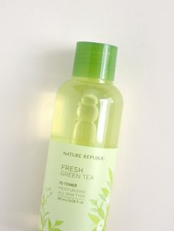 NATURE REPUBLIC Fresh Green Tea 70 Toner (180ml)