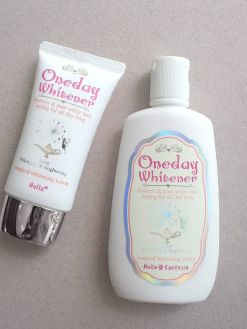 Nella Oneday Whitener Magical Whitening Lotion