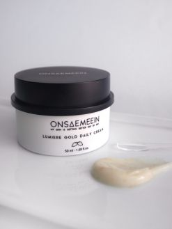 ONSAEMEEIN Lumiere Gold Daily Cream (50ml)