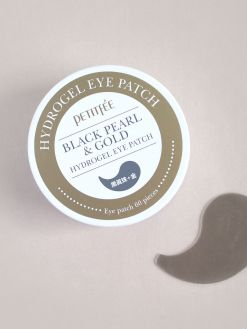 PETITFEE Black Pearl & Gold Hydrogel Eye Patch (60 Patches)