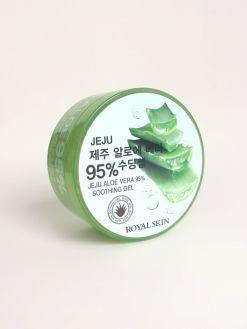 ROYAL SKIN Jeju Aloe Vera 95% Soothing Gel (300ml)