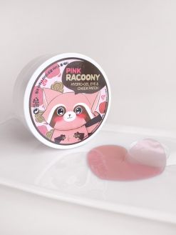 Secret Key Pink Racoony Hydro-gel Eye & Cheek Patch (60ea)