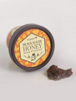 Skinfood Black Sugar Honey Mask Wash Off (100g)