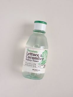 SKINFOOD Premium Lettuce & Cucumber Watery Toner (180ml)