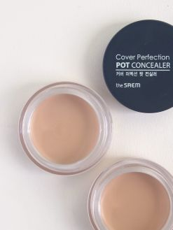 the SAEM Cover Perfection Pot Concealer (4g)
