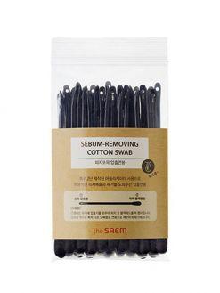 the SAEM Sebum-removing Cotton Swab