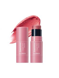 the SAEM Saemmul Cream Stick Blusher (8g)_PK02 Rose Fire