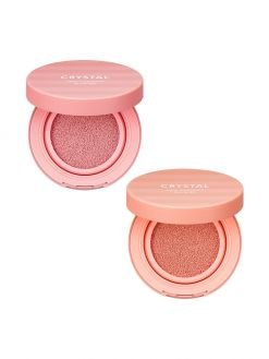 Tony Moly Crystal Mini Cushion Blusher (9g)