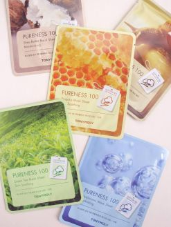 TONYMOLY New Pureness 100 Mask Sheet (21ml)