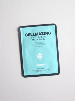 TORRIDEN Cellmazing Centellareal Mask Pack 1 sheet (22ml)