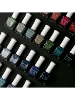 With Shyan [Raya Giveaway Festival] Nail Lacquer_Solid Line (15ml)