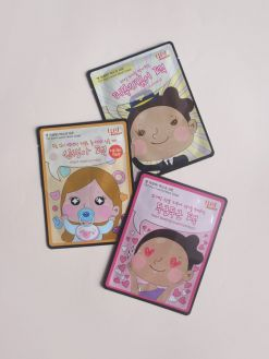 Y.E.T Don't Worry Mask 1 Sheet (23ml)