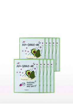 Nourishing Avocado Mask (10 Sheets)