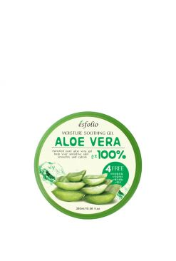 Aloe Vera Moisture Soothing Gel 100% (300ml)